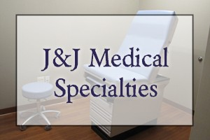 Medical Specialties Landing Page